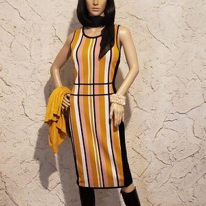 New York & Company Dresses - New dress, scarf & bracelet